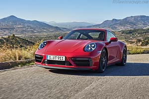 Click here to open the Porsche 911 Carrera GTS gallery