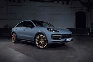 Click here to open the Porsche Cayenne Turbo GT gallery