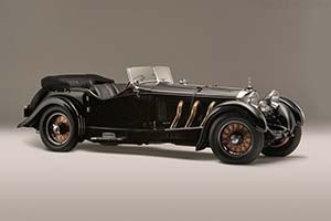 Click here to open the Mercedes-Benz 680 S Glaser Sports Tourer  gallery