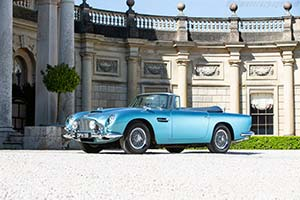 Click here to open the Aston Martin DB5 Convertible  gallery