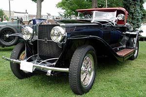 Click here to open the Isotta Fraschini 8A S Fleetwood Roadster gallery