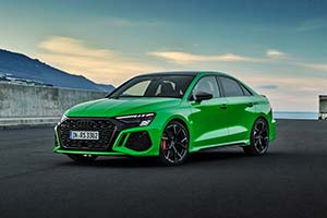 Click here to open the Audi RS 3 Sedan gallery