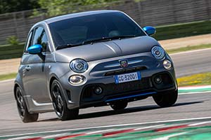 Click here to open the Abarth F595 gallery