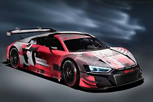 Click here to open the Audi R8 LMS Evo II gallery