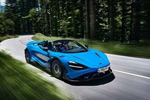 Click here to open the McLaren 765LT Spider gallery
