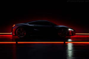 Click here to open the Honda NSX Type S gallery