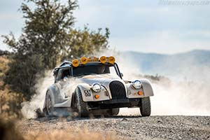 Click here to open the Morgan Plus Four CX-T gallery