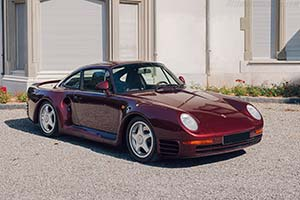 Click here to open the Porsche 959  gallery