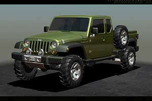 Click here to open the Jeep Gladiator gallery