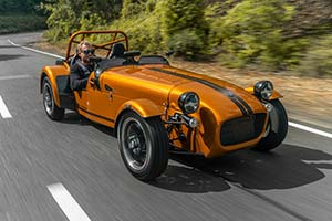 Click here to open the Caterham Seven 170 gallery