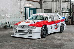Click here to open the Alfa Romeo 75 Turbo Evoluzione Group A  gallery