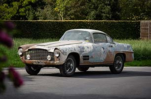 Click here to open the Jaguar XK140 Ghia Coupe  gallery