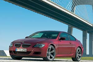 Click here to open the BMW E63 M6 gallery
