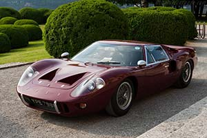 Click here to open the Ford GT40 Mk III gallery