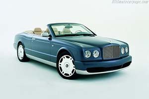 Click here to open the Bentley Arnage Drophead Coupe gallery