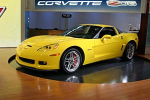 Click here to open the Chevrolet Corvette C6 Z06 gallery