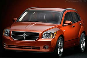 Click here to open the Dodge Caliber Concept gallery
