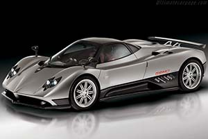 Click here to open the Pagani Zonda F gallery