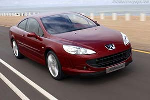 Click here to open the Peugeot 407 Prologue gallery