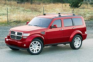 Click here to open the Dodge Nitro Concept gallery