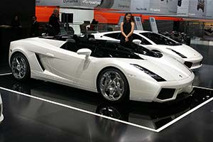 Click here to open the Lamborghini Concept S gallery