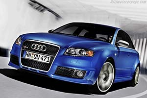Click here to open the Audi RS 4 Quattro gallery