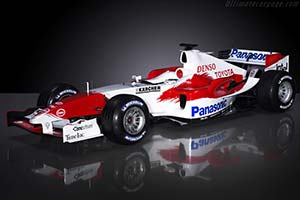 Click here to open the Toyota TF105 gallery
