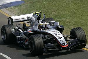 Click here to open the McLaren MP4-20 Mercedes gallery