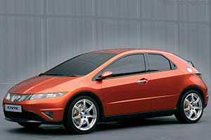 Click here to open the Honda Civic Concept gallery