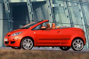 Click here to open the Mitsubishi Colt Coupe Cabriolet gallery