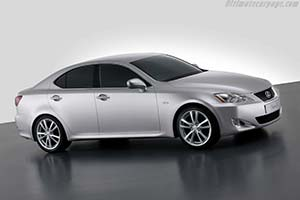 Click here to open the Lexus IS 250 gallery