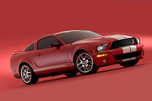 Click here to open the Ford Shelby Cobra GT500 gallery
