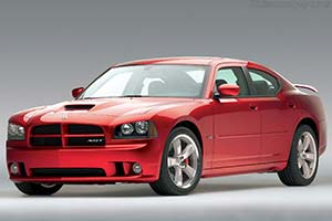 Click here to open the Dodge Charger SRT-8 gallery