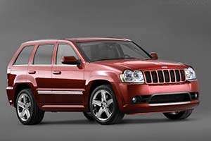 Click here to open the Jeep Grand Cherokee SRT-8 gallery