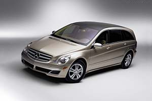Click here to open the Mercedes-Benz R 500 gallery