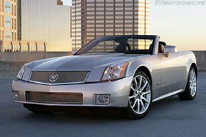 Click here to open the Cadillac XLR-V gallery