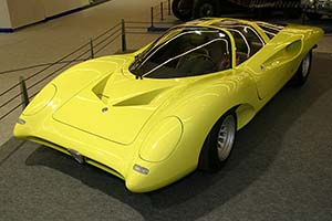 Click here to open the Alfa Romeo 33 Pininfarina Coupe gallery