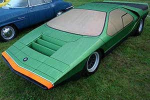 1968 alfa romeo carabo concept images specifications and information