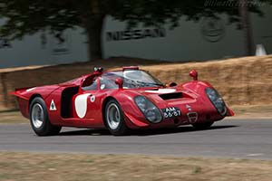 Click here to open the Alfa Romeo 33/2 Daytona gallery