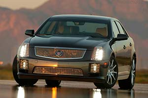 Click here to open the Cadillac STS SAE 100 gallery