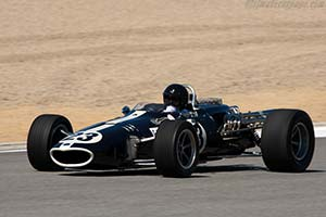 Click here to open the Eagle Mark 1 Weslake  gallery