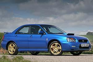 Click here to open the Subaru Impreza WRX 300 gallery