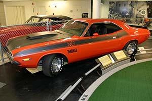 Click here to open the Dodge Challenger T/A 340 Six Pack gallery