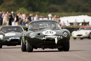 Click here to open the Jaguar E-Type Lightweight Low Drag Coupe  gallery