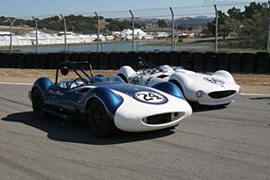 Click here to open the Chaparral 1 Chevrolet  gallery