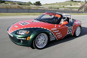 Click here to open the Mazda MX-5 Race Ready gallery