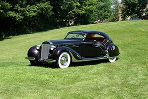 Click here to open the Delage D8-120 Letourneur & Marchand Aerosport Coupe gallery
