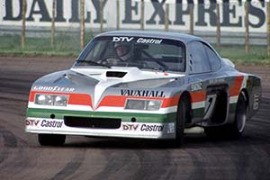 Click here to open the Vauxhall Firenza 'Baby Bertha' gallery