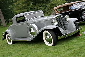 Click here to open the Marmon Sixteen Convertible Coupe gallery