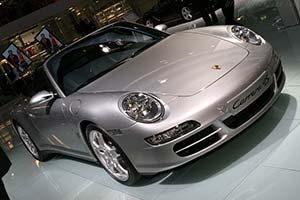 Click here to open the Porsche 997 Carrera 4S Cabriolet gallery